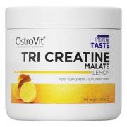 OstroVit Tri Creatine Malate (TCM) 300 g Лимон DATA 07.2021