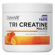 OstroVit Tri Creatine Malate (TCM) 300 g Апельсин