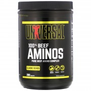 Universal Nutrition 100% Beef Aminos 200 tabs